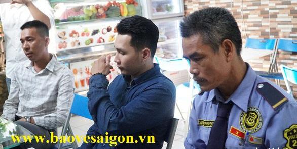 Việt kiều xin lỗi bảo vệ chung cư Lacasa